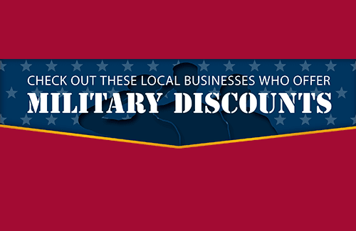 York County Military Discount Flyer